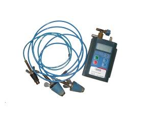 Gas afpersset digitaal