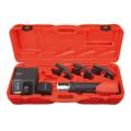 Hydraulische accufittingpers 16 mm-20mm-26mm Henco en Unicor