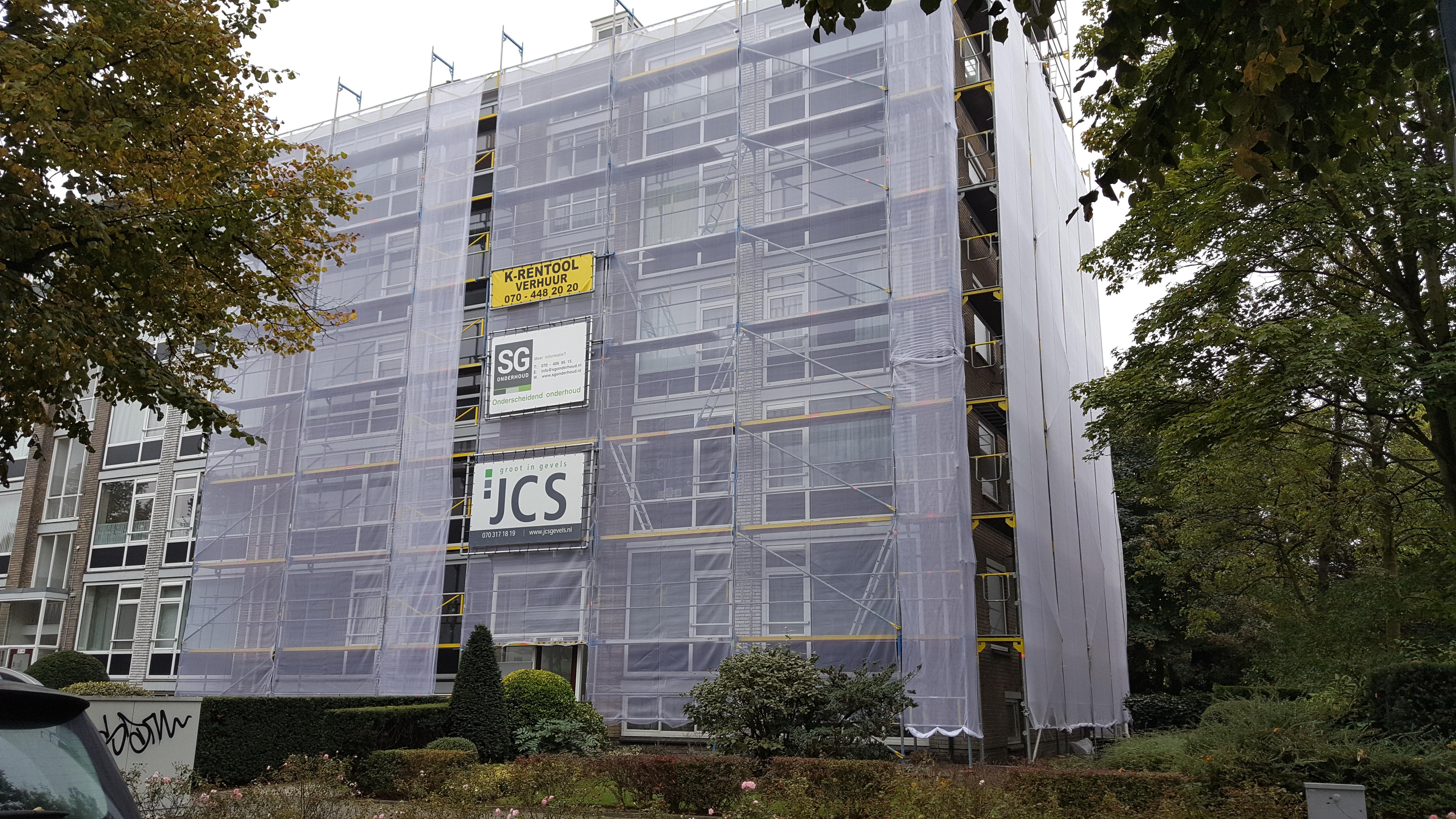 Mooi (steiger) project in Rijswijk door JCS!