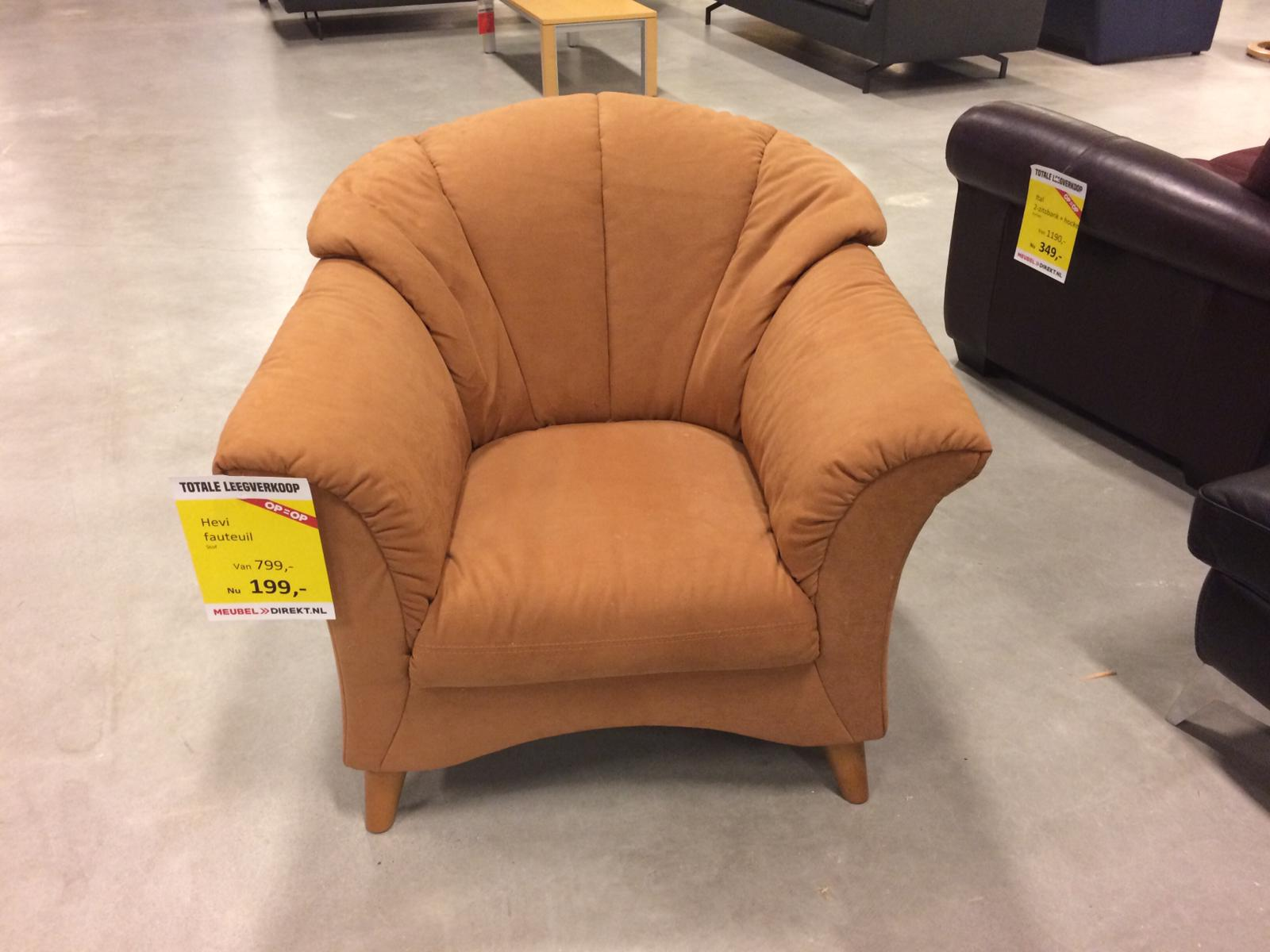 Hevi fauteuil