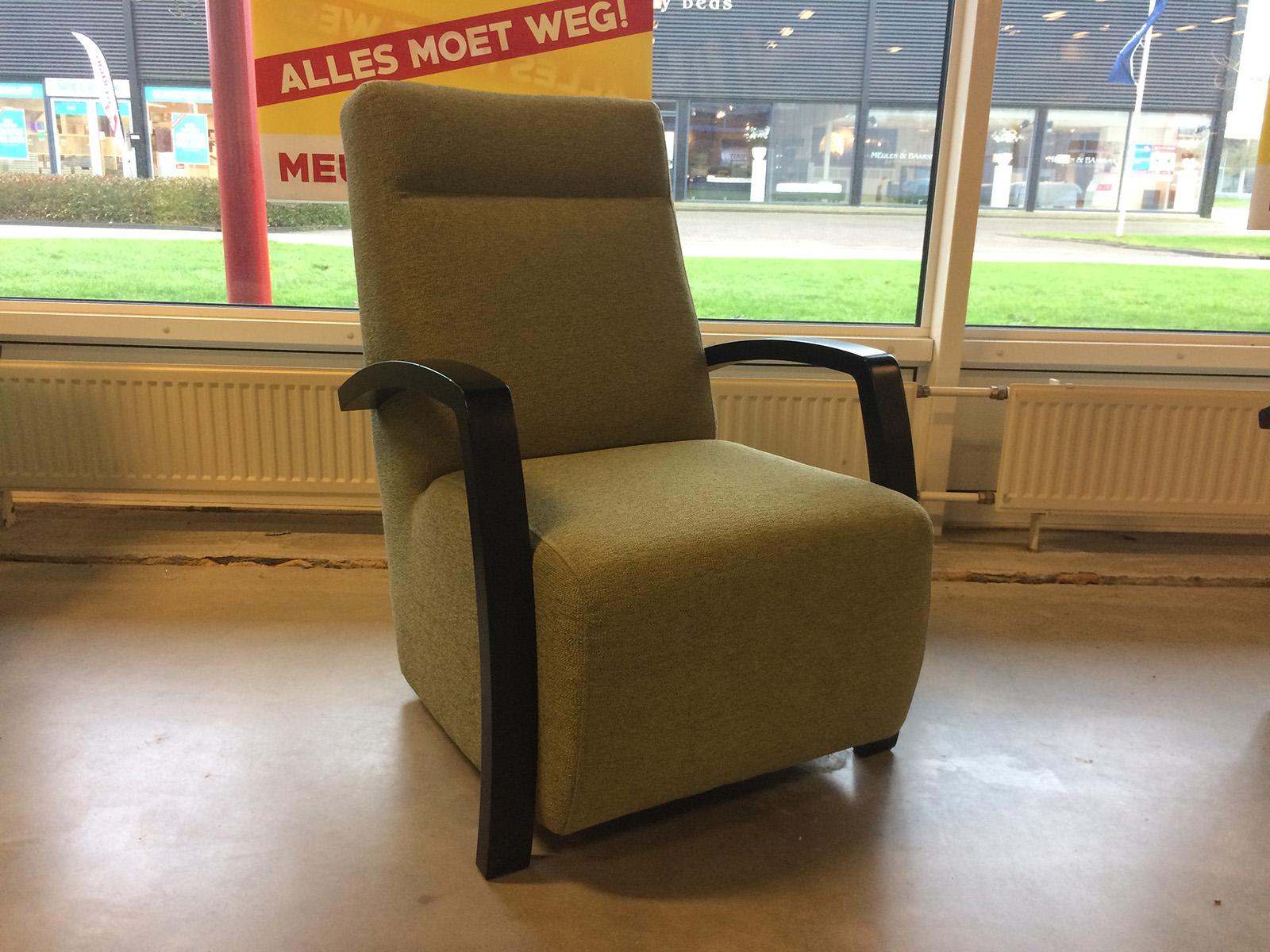 Ylja fauteuil hoog/gr
