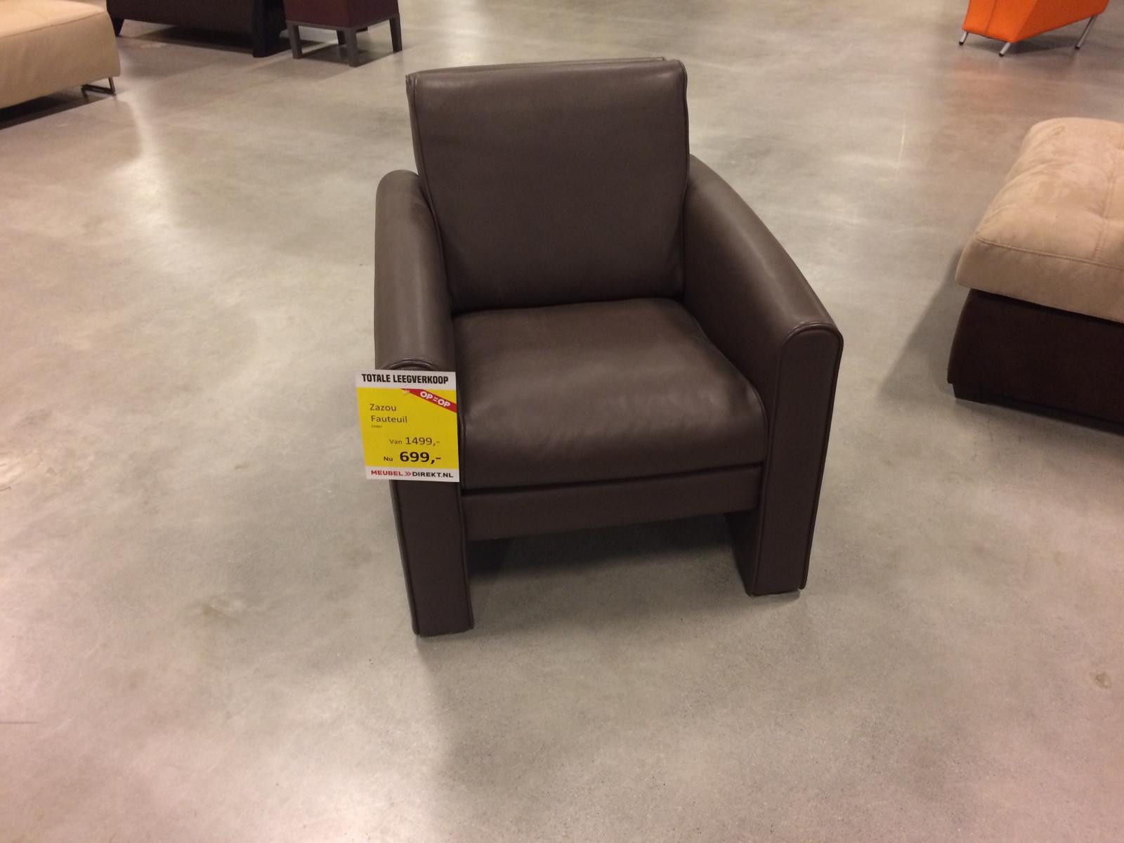 Zazou fauteuil