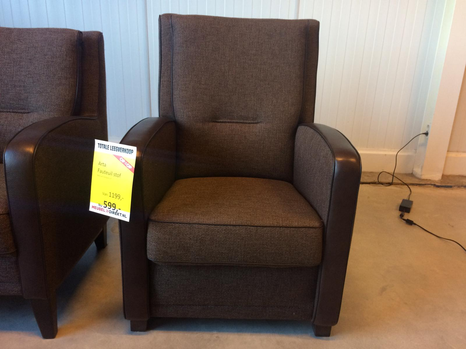 Arta fauteuil verstelbaar