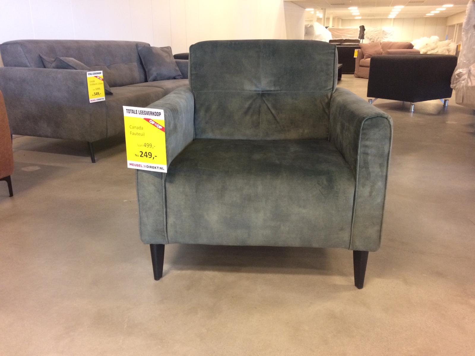 Canada fauteuil