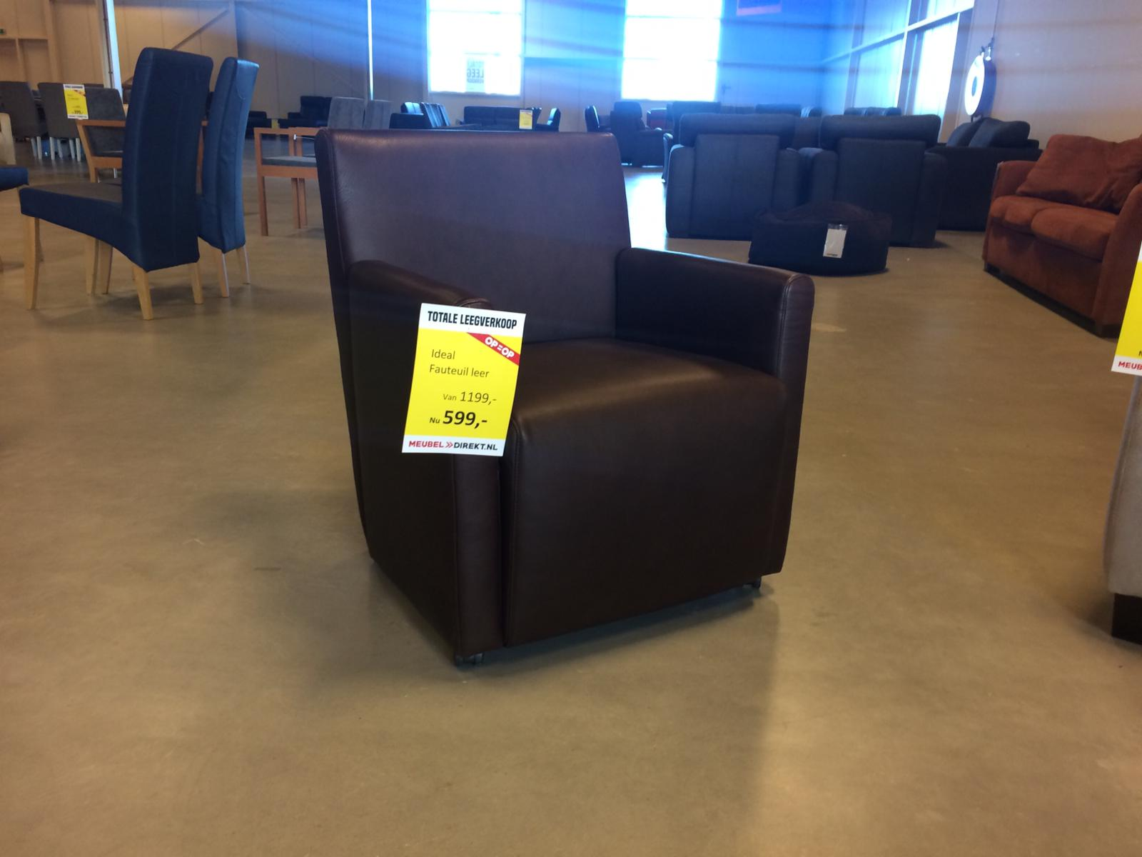 Ideal fauteuil