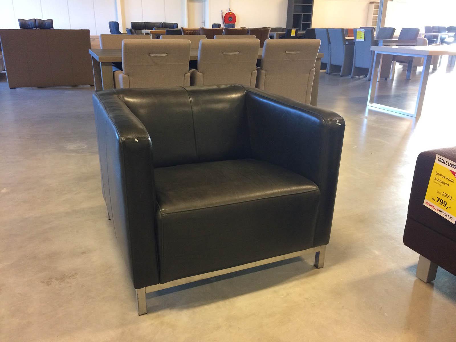 Machalke fauteuil