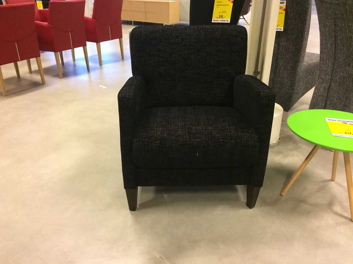 Zandvoort fauteuil