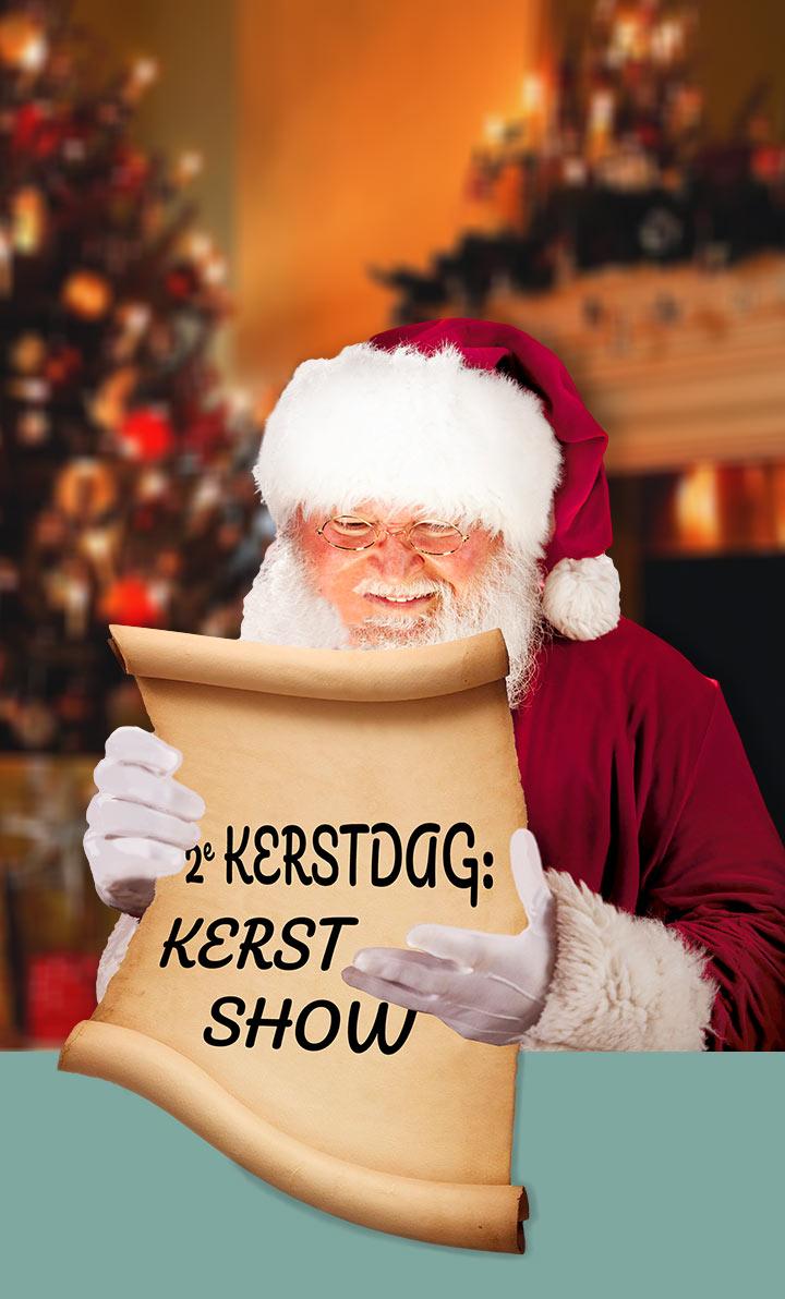 2e kerstdag kerstshow