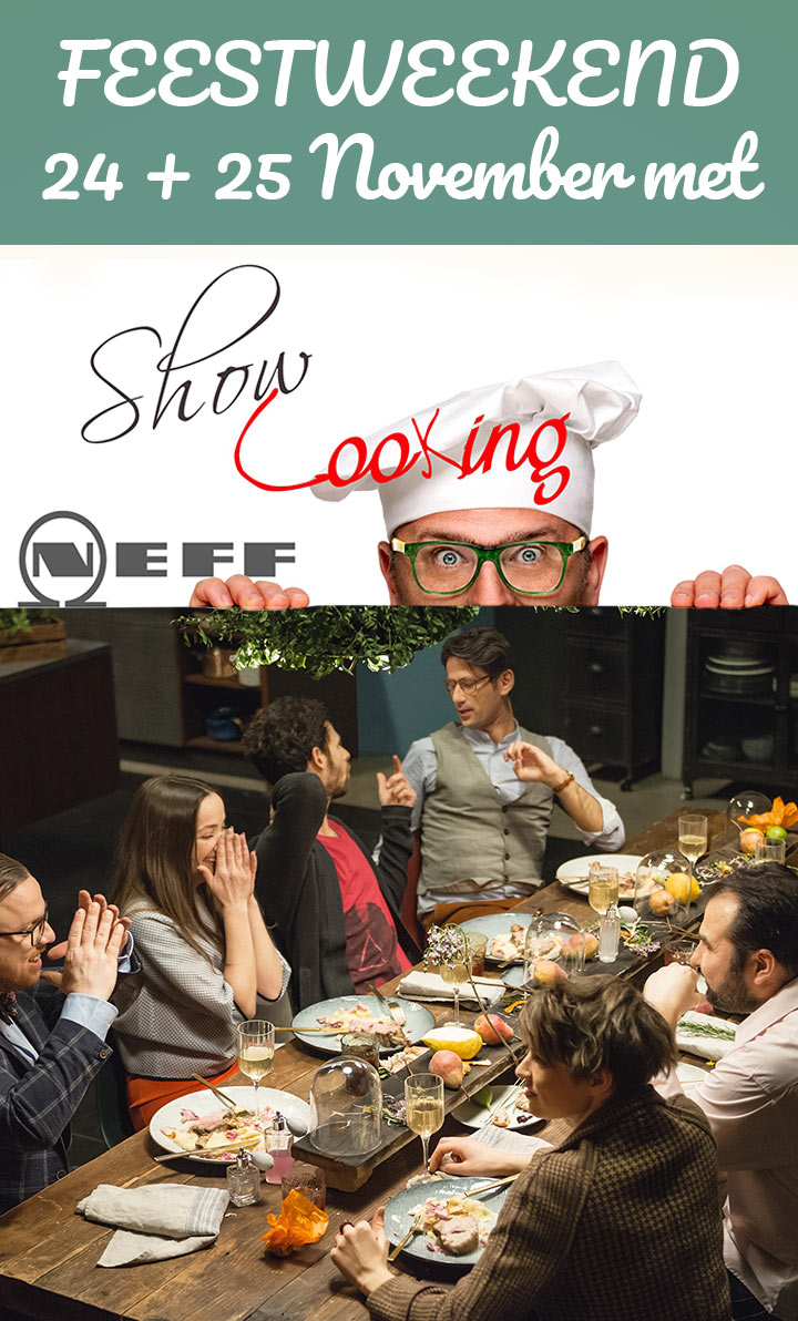 Neff cooking show
