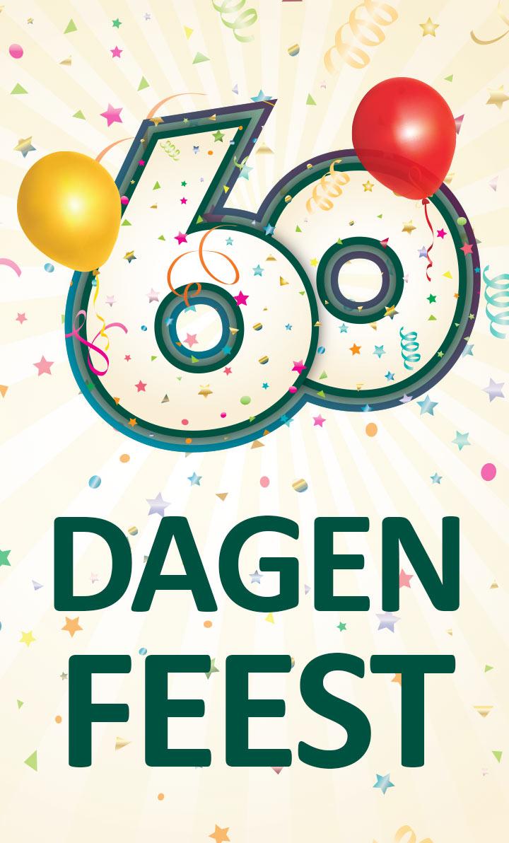 60 dagen feest
