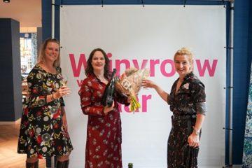 Sommelier Elise Moeskops vierde kanshebber op titel Wijnvrouw van het Jaar 2020