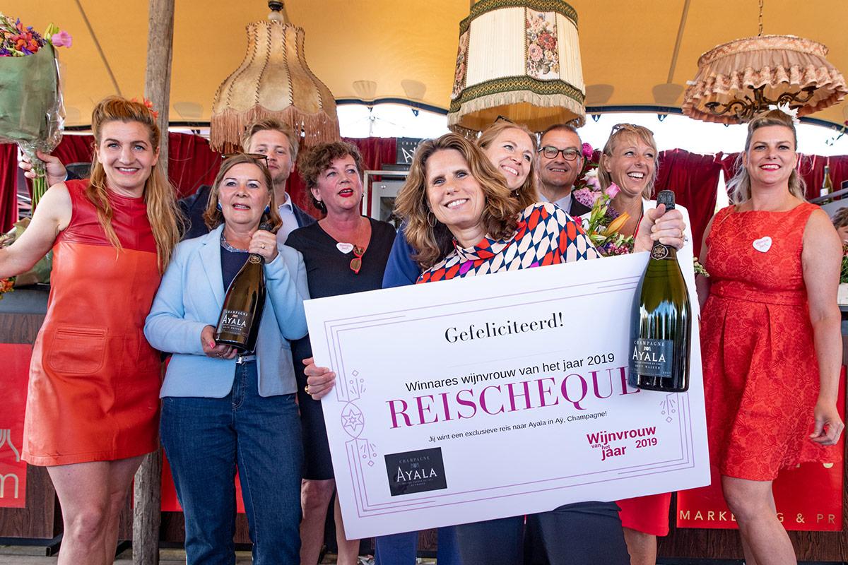 Finale Wijnvrouw van het Jaar bij Gastvrij Rotterdam Special