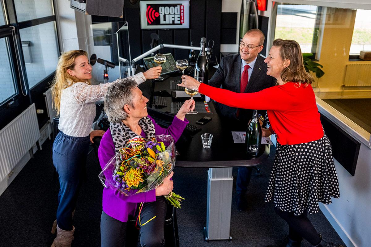 Claudia van Dongen als eerste genomineerd voor titel Wijnvrouw van het Jaar 2021