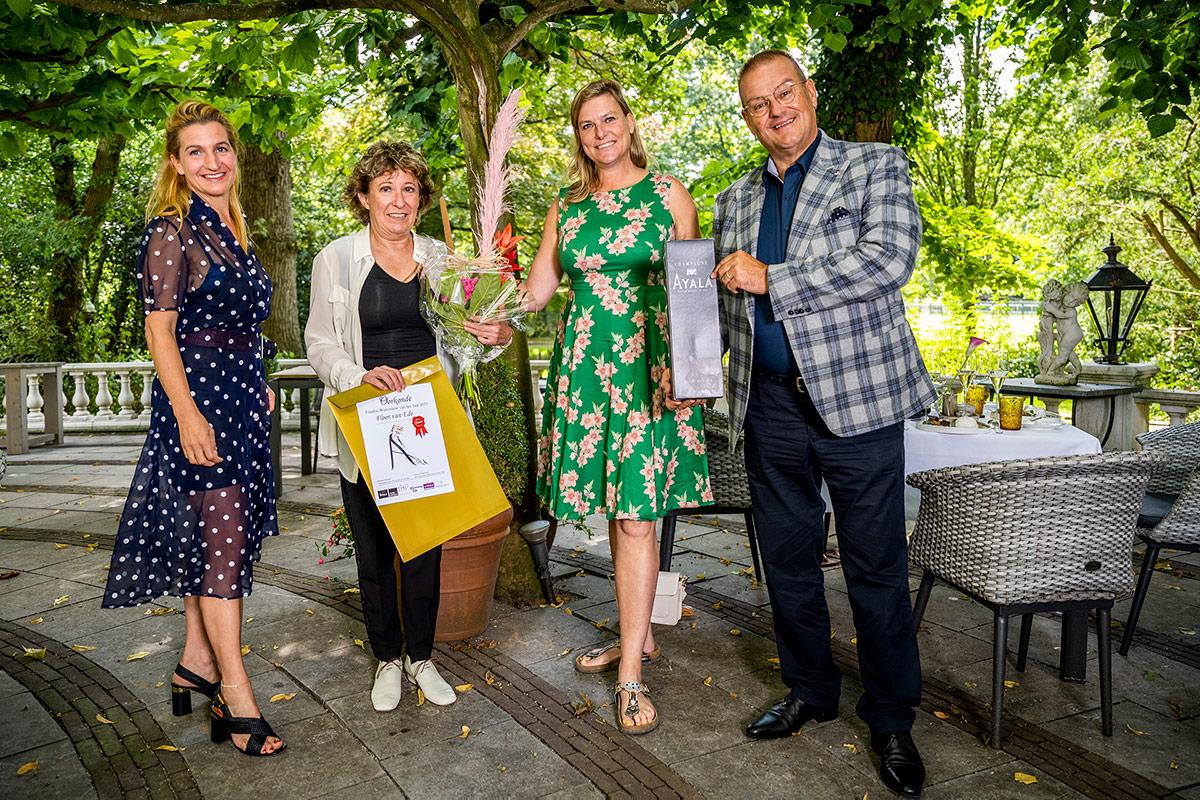 Vierde en laatste nominatie Wijnvrouw van het Jaar 2021 gaat naar Floor van Ede