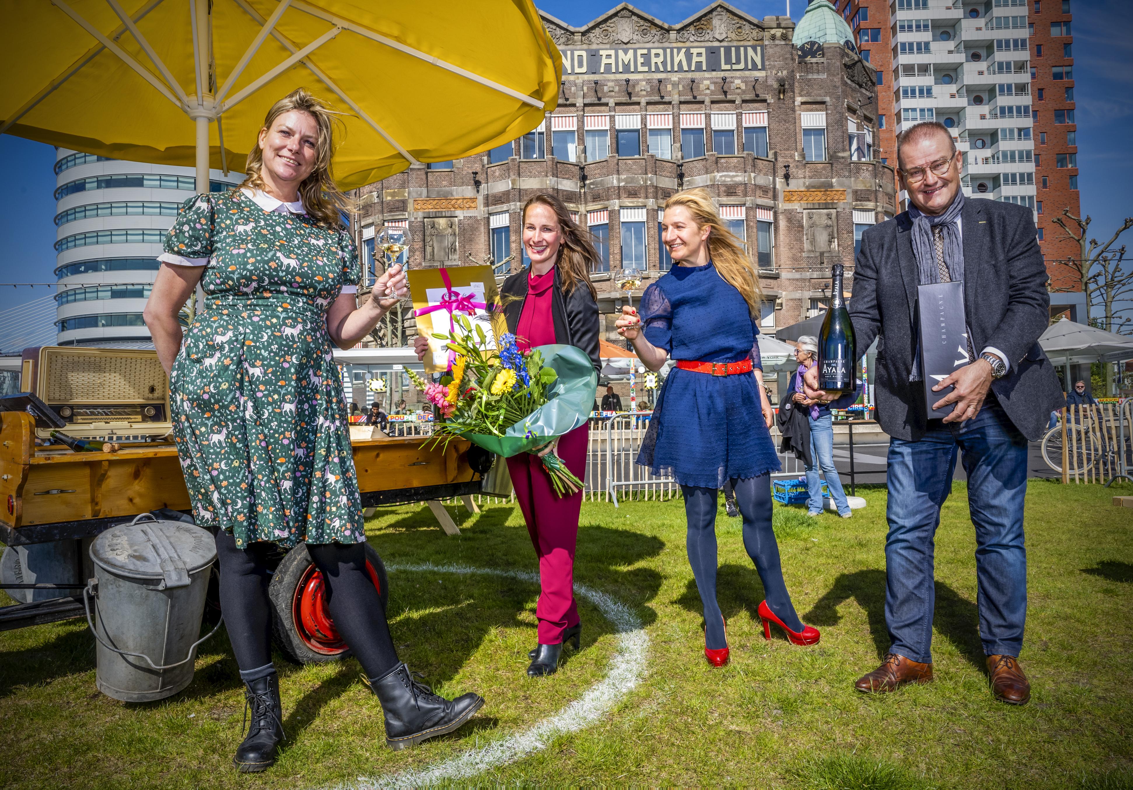 Tweede nominatie Wijnvrouw van het Jaar 2021 gaat naar Elke Wolterink